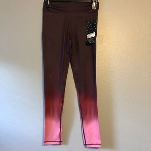 View Activewear ombre leggings